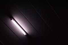 Luz fluorescente Fotografía de archivo libre de regalías