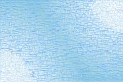 Luz - fundo azul do vetor do inclinação Fotografia de Stock