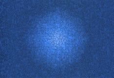 Luz - fundo de couro azul da textura Imagens de Stock Royalty Free