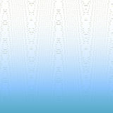 Luz - fundo listrado azul Foto de Stock Royalty Free