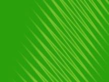 Luz - fundo verde com linhas do ziguezague Fotos de Stock Royalty Free