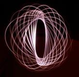 Luz geométrica Imagens de Stock Royalty Free