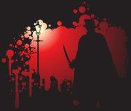 Luz Grunged de Jack The Ripper In The Fotos de archivo