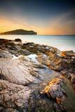 Luz II do amanhecer Imagem de Stock