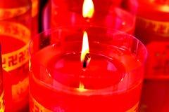 A luz iluminada pela Buda imagens de stock royalty free