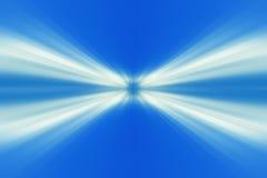 Luz infinita Imagem de Stock Royalty Free