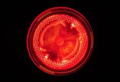 Luz infra-vermelha imagem de stock