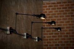 Luz interior, cafetería Fotografía de archivo libre de regalías