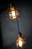 Luz interior, cafetería Imagenes de archivo