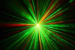 Luz laser imagen de archivo libre de regalías