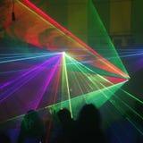 Luz laser imágenes de archivo libres de regalías
