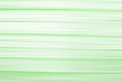 Luz - linhas horizontais verdes fundo imagem de stock