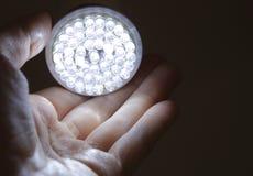 Luz llevada Imagen de archivo libre de regalías