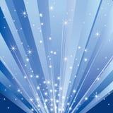 Luz mágica Fotografia de Stock Royalty Free