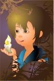 Luz mágica Imagen de archivo libre de regalías
