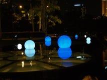 Luz mística Foto de archivo libre de regalías
