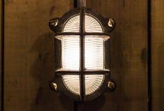 Luz náutica Foto de Stock