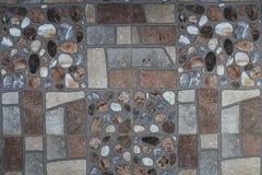 Luz natural do dia da textura das pedras Imagem de Stock Royalty Free