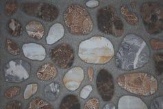 Luz natural do dia da textura das pedras Fotos de Stock