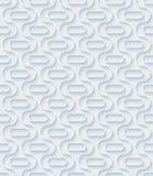 Luz - papel perfurado cinzento Foto de Stock