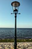 Luz pasada antes del mar Imagen de archivo