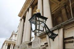 Luz pasada de moda en Greenwich, Londres Fotos de archivo