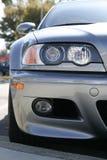 Luz principal del coche Foto de archivo libre de regalías