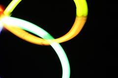 Luz química - fondo borroso Foto de archivo