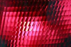 Luz roja de la parada, cierre para arriba Fotos de archivo libres de regalías