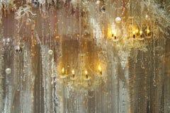 Luz romántica Imagen de archivo libre de regalías