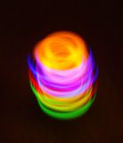 Luz rotatoria Imagen de archivo