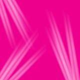 Luz rápida abstrata - fundo de néon cor-de-rosa Imagens de Stock