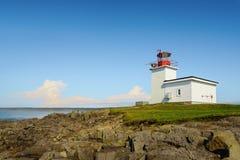 Luz septentrional y faro de la alarma Imagen de archivo