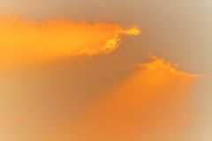 Luz solar. Imagens de Stock
