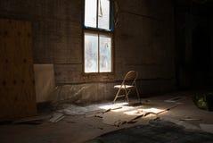 Luz solar através da janela Imagem de Stock Royalty Free