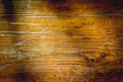 Luz solar na parede de madeira Foto de Stock