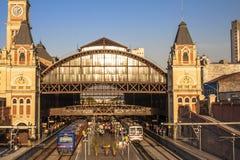Luz Station Arkivbilder