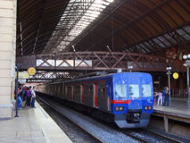 Luz Station Royalty Free Stock Image