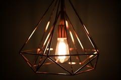 Luz suave da noite Fotografia de Stock Royalty Free