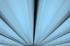 Luz - sumário azul Imagem de Stock