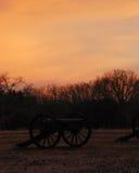 Luz temprana del amanecer Imagen de archivo