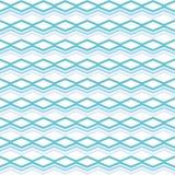 Luz - teste padrão azul Foto de Stock Royalty Free