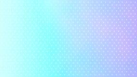 Luz - teste padrão de ponto azul video estoque