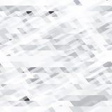 Luz - teste padrão sem emenda cinzento Textura geométrica abstrata Fundo do Web site de Minimalistic Fotos de Stock