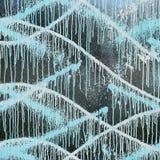 Luz - textura azul do fundo do grunge foto de stock