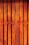 Luz - textura de madeira marrom Fotografia de Stock