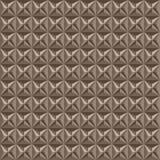 Luz - textura marrom do triângulo Fotos de Stock
