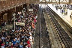 Free Luz Train Station Stock Photo - 113165580