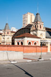 Luz train station, sao paulo Royalty Free Stock Image