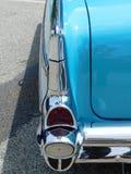 Luz traseira da cauda de Chevy Bel Air imagem de stock royalty free